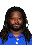 Damon Harrison Contract Breakdowns