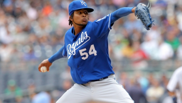 Contract Forecast: Ervin Santana