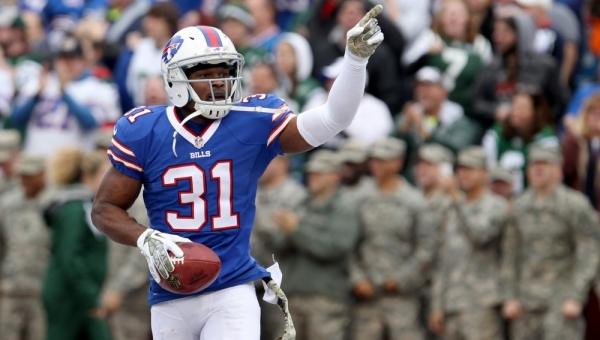 Contract Forecast: Jairus Byrd, V2