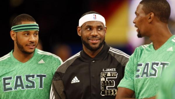 NBA 2014 Free Agent Moratorium