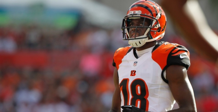 Contract Forecast: A.J. Green