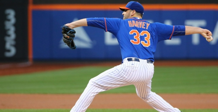 Extension Projection: Matt Harvey