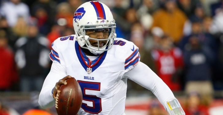 Current Market Value: Tyrod Taylor