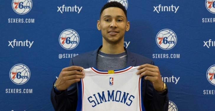 Sixers Sign Simmons