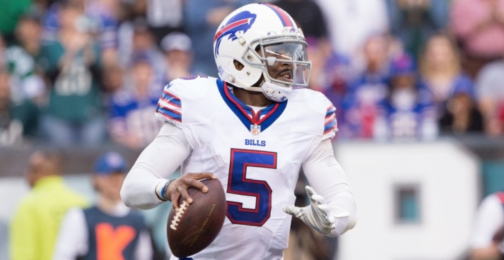 Bills Extend QB Tyrod Taylor