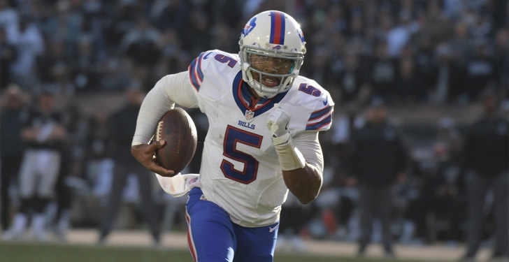 Breaking Down the Numbers for Tyrod Taylor's Option