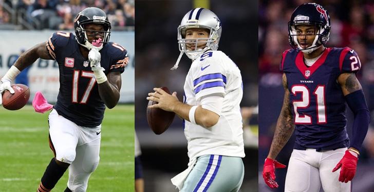 2017 NFL Free Agency