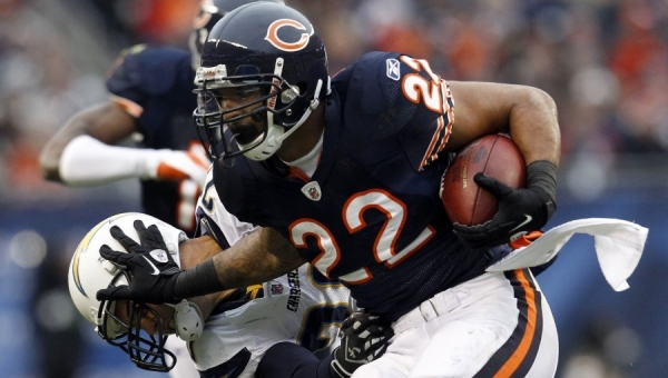 Predicting the Matt Forte Contract