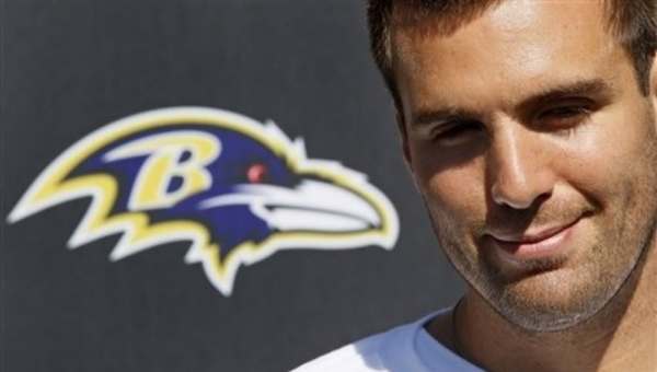 Contract Prediction: Joe Flacco