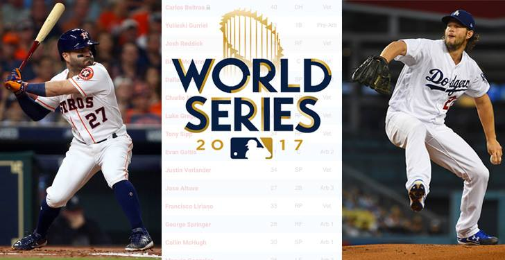 The 2017 World Series Rosters, Financially