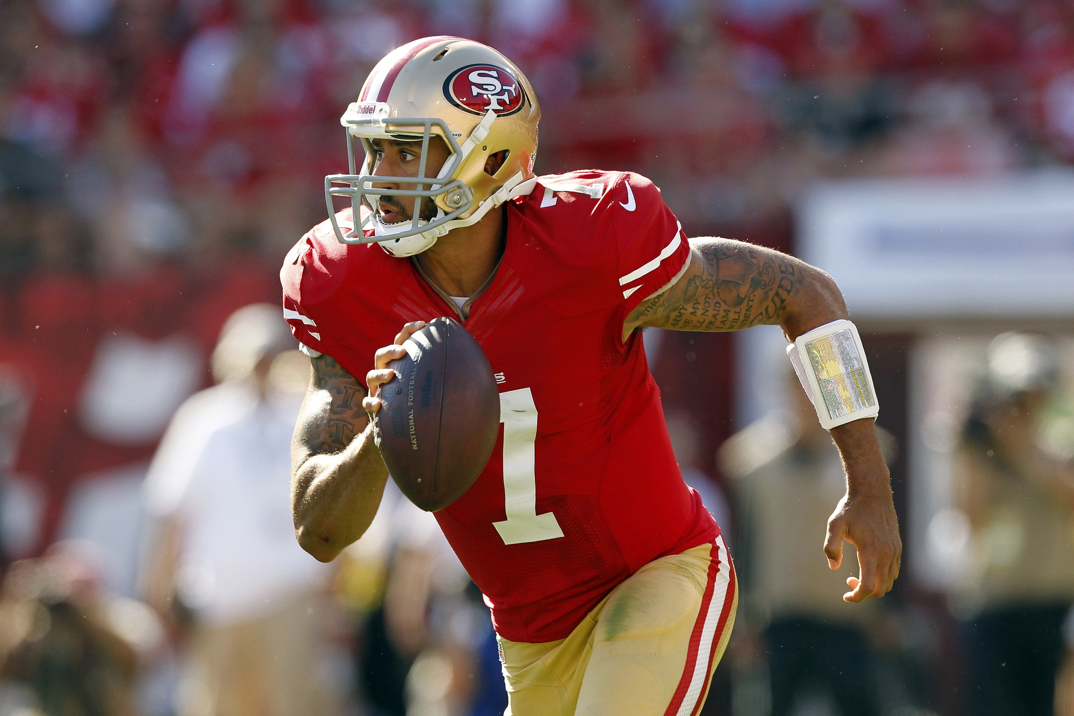 Contract Forecast: Colin Kaepernick