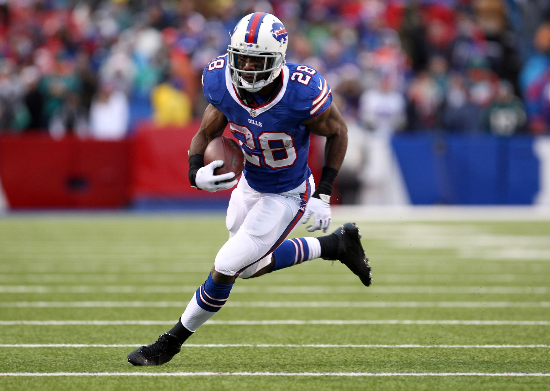 Contract Forecast: CJ Spiller