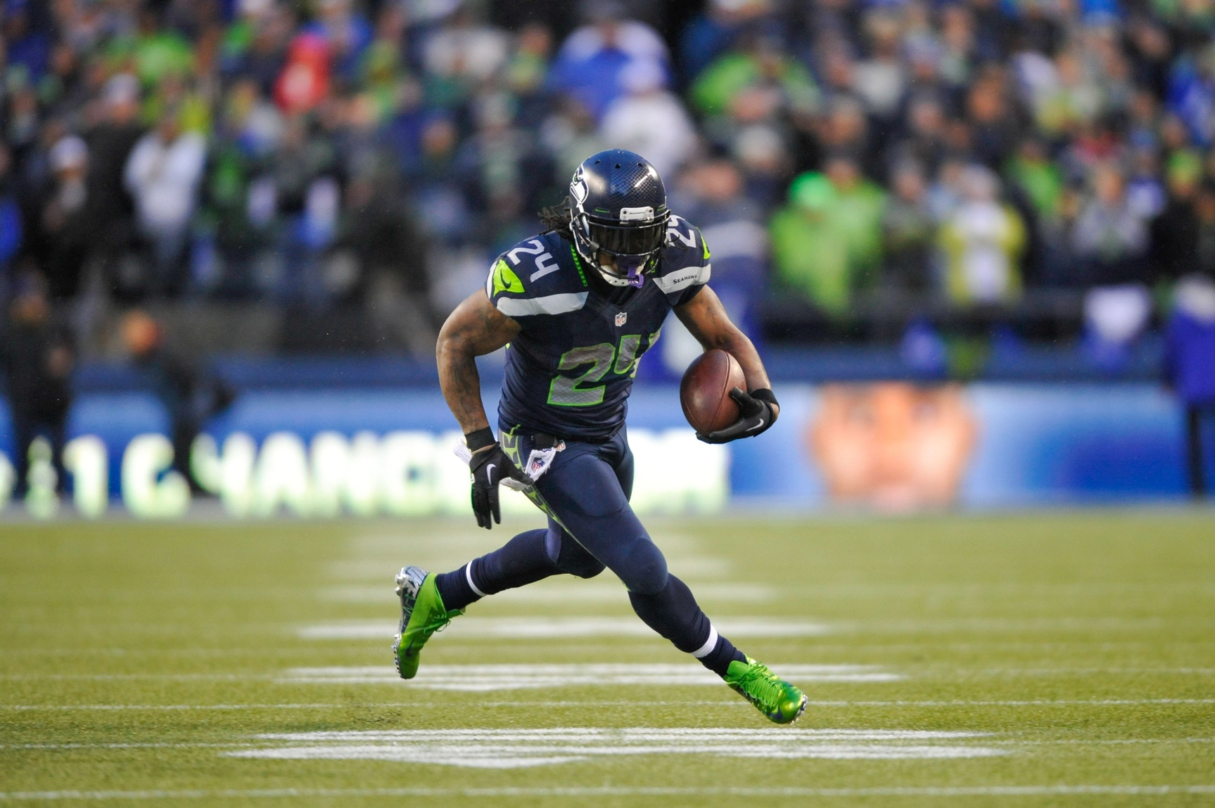 Extension Forecast: Marshawn Lynch