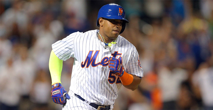 Yoenis Cespedes Remains with the Mets