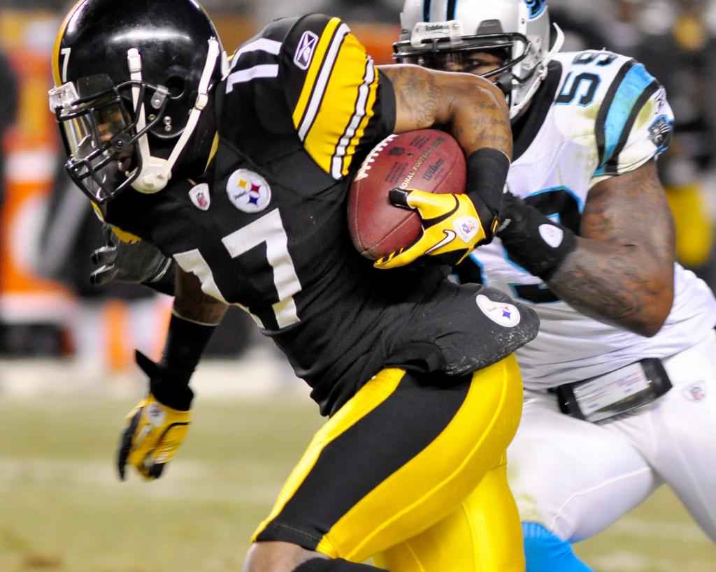 Contract Prediction: Mike Wallace